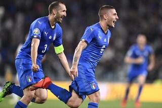 L'Italia vince e sorride: è 10a nel ranking FIFA, fondamentale anche per il Mondiale 2020