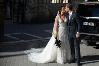 Il matrimonio 'galactico' di Sergio Ramos, tra unicorni e campioni del calcio