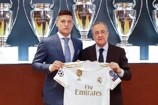 """Real Madrid, Jovic si presenta: """"La scelta vincente, sono pronto a sorprendere"""""""