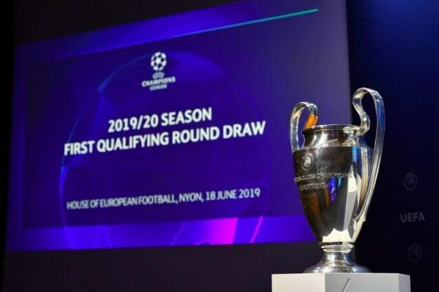 Calendario Gironi Champions 2020.Champions League 2019 2020 Ecco I Sorteggi Del Primo Turno