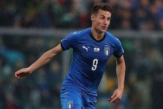 Andrea Pinamonti: un talento puro che in coppia con Kean può far rinascere l'Italia
