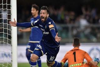 Chi è Samuel Di Carmine, il bomber che con i suoi gol ha riportato il Verona in Serie A