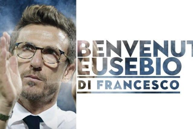 E' ufficiale, Di Francesco è il nuovo tecnico della Sampdoria