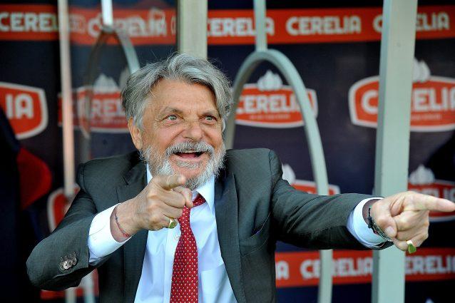 FERRERO, Vendo la Samp e poi prendo il Palermo