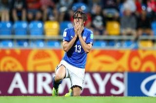 Mondiale Under 20, un gol di Mina condanna gli Azzurrini: Ecuador terzo, Italia quarta