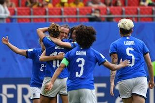 Italia-Olanda 0-2, azzurre fuori dal Mondiale