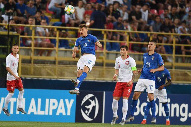 Under 21 Italia Calendario.Europeo Under 21 L Italia Si Qualifica Alle Semifinali Se