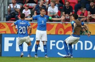 Ucraina-Italia, risultato finale 1-0. Niente finale del Mondiale Under 20 per gli azzurrini