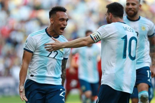 Lautaro Martinez al Barcellona, bomba dall'Argentina: pronti 112 milioni per l'Inter