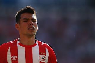 Calciomercato Napoli, le ultime notizie sulla trattativa per Lozano del PSV