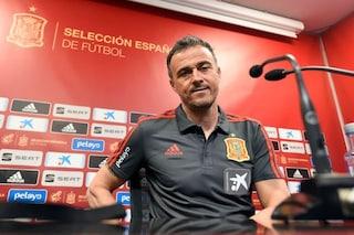 Come sta Luis Enrique e perché non va in panchina con la Spagna