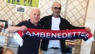 Paolo Montero è il nuovo allenatore della Sambenedettese