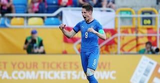 Pinamonti e Plizzari le stelle dell'Italia che sogna il Mondiale Under 20