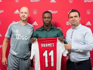 Calciomercato, colpo dell'Ajax: preso Quincy Promes dal Siviglia