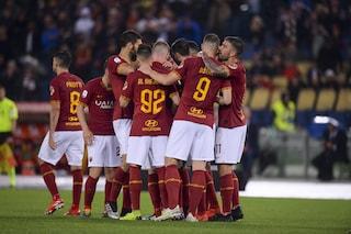 La Roma rinuncia all'International Champions Cup per i preliminari di Europa League
