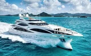 Cristiano Ronaldo, vacanze extra lusso sullo yacht da 200 mila euro a settimana