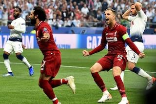 Champions League: Manè, Salah e Origi al top nel Liverpool solo Son si salva nel Tottenham