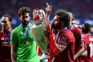"""Salah: """"La vittoria in Champions? Figlia di tanti sacrifici, la dedico al mio villaggio"""""""