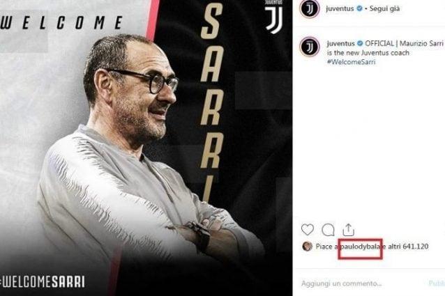 Juventus, per Sarri presentazione in stile Cristiano Ronaldo