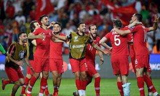 Qualificazioni Euro 2020, i risultati delle partite di oggi sabato 8 giugno