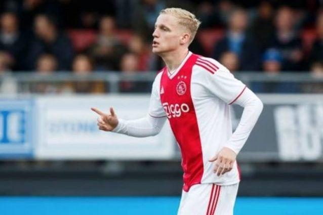 Calciomercato Inter, ultime notizie sulle trattative: Van de Beek dall'Ajax