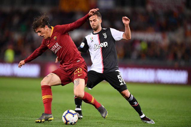 Roma, Juve pronta a mettere sul piatto Higuain per arrivare a Zaniolo