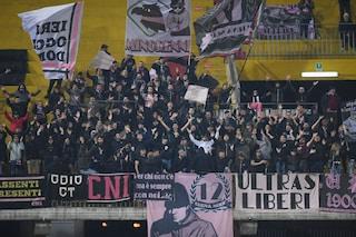 Palermo escluso dal campionato di Serie B, il verdetto della Covisoc