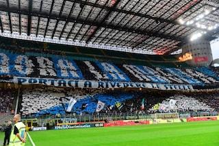 """Atalanta in Champions a San Siro, la Curva Nord dell'Inter dice no: """"Scelta scellerata"""""""