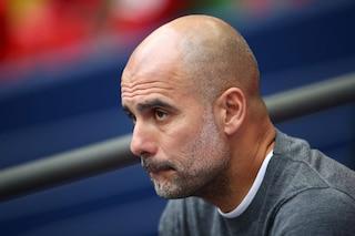 """Guardiola contro Agnelli: """"Superlega ucciderebbe il calcio. Il futuro? Al City ho tutto"""""""