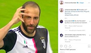"""Higuain copia Toni, l'ex attaccante non ci sta: """"Quella è la mia esultanza"""""""