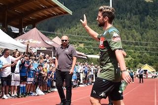 """Napoli, Dries Mertens fa il mercato: """"Non sarebbe male se arrivasse un altro attaccante"""""""