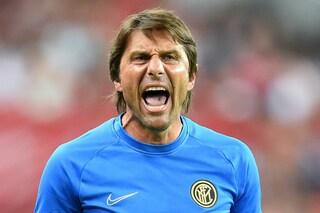 """Inter, dopo Icardi e Nainggolan Conte silura Perisic: """"Non è adatto a ciò che gli chiedo"""""""