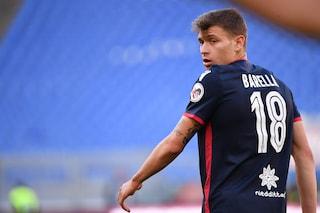 Barella all'Inter: il commovente saluto del Cagliari al centrocampista sardo