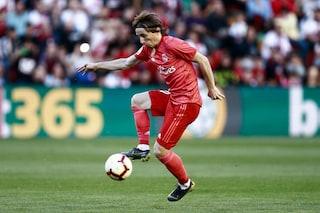 Milan, le ultime notizie di calciomercato sull'affare Luka Modric