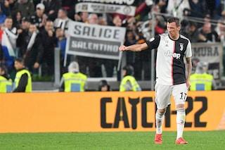 Calciomercato Juventus, le ultime notizie su Mario Mandzukic