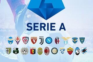Il calendario completo della Serie A 2019/2020