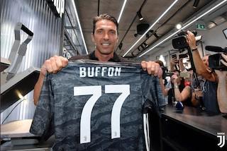 """Buffon: """"Ho sofferto contro Cristiano Ronaldo, ora spero di vincere con lui alla Juventus"""""""