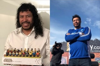 Copa America 2019, Higuita con i capelli corti dopo la promessa per la Colombia