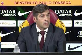 """Fonseca: """"Dzeko? Alla Roma voglio che resti solo chi è felice di farlo"""""""
