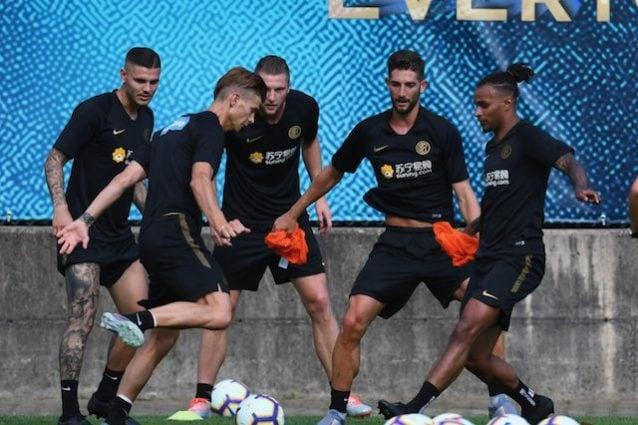 Inter: Lazaro, non vedo l'ora di giocare
