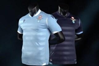 Lazio, la nuova maglia per la stagione 2019/2020