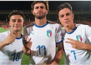 Europei Under 19, l'Italia batte l'Armenia 4-0 e resta in corsa per la semifinale