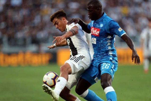 Calendario Napoli 2019 20 Serie A.Calendario Serie A 2019 20 La Juve Di Sarri Sfida Il Napoli