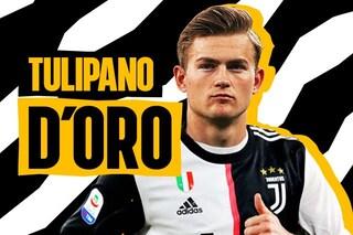 Matthijs de Ligt alla Juventus, l'ufficialità nelle ultimissime notizie di calciomercato