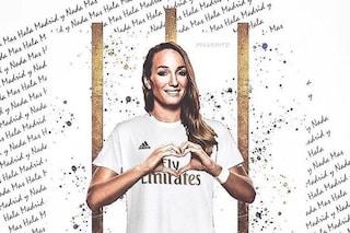 Real Madrid, il primo acquisto della squadra femminile è Kosovare Asllani