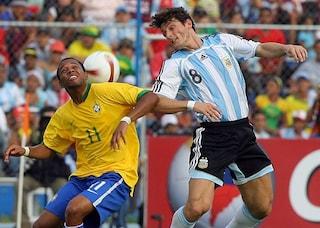 Brasile-Argentina, la finale del 2007 è l'ultimo incrocio in Copa America
