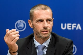 """UEFA, Ceferin e la 'tutela' per i club: """"Chi è in difficoltà, come l'Ajax va protetto"""""""