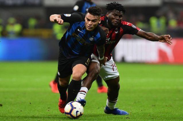 Calendario Serie A Milan Inter.Calendario Serie A 2019 20 L Inter Di Conte E Il Milan Si