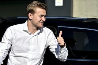 Matthijs de Ligt alla Juventus, la richiesta del difensore sulla clausola rescissoria
