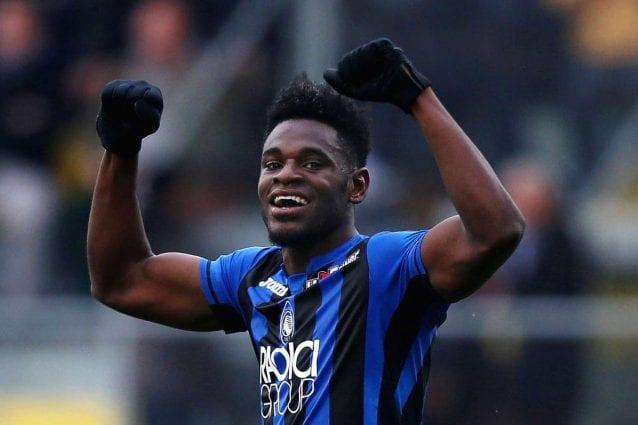 Zapata è dell'Atalanta: esercitato il riscatto dalla Sampdoria UFFICIALE